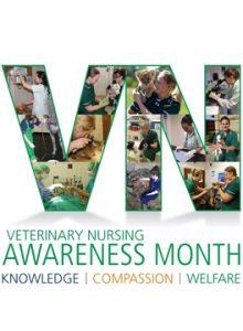 Veterinary Nursing Awareness month